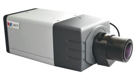 ACTi E21VA - Kamery kompaktowe IP