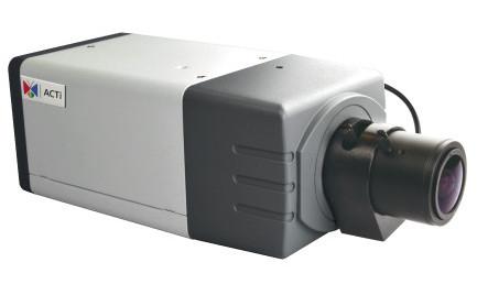 ACTi E23A - Kamery kompaktowe IP