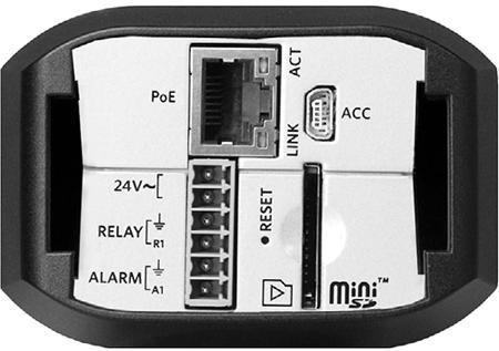 IXS0DN Pelco - Kamery kompaktowe IP