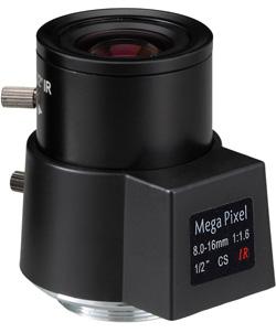 Obiektyw Mpix LC-M12VD816IR - Obiektywy megapikselowe