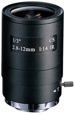 Obiektyw Mpix LC-M13VM2812IR - Obiektywy megapikselowe