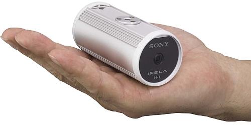 SNC-CH210S Sony Mpix - Kamery kompaktowe IP