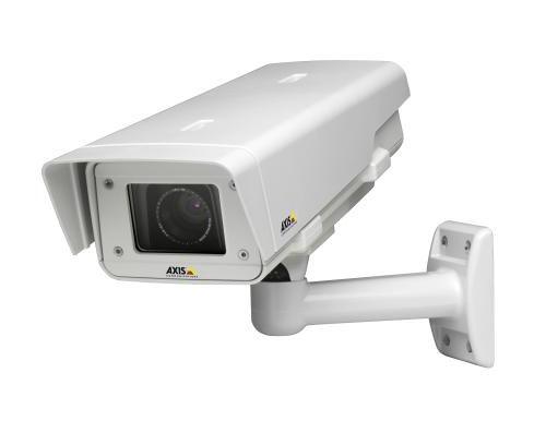 AXIS Q1755-E 60HZ Mpix - Kamery kompaktowe IP