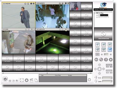 D-Link DCS-3415 - Kamery kompaktowe IP