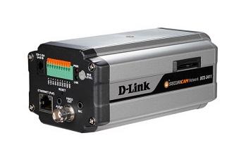 D-Link DCS-3411 - Kamery kompaktowe IP