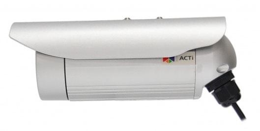ACTi E34A - Kamery zintegrowane Mpix