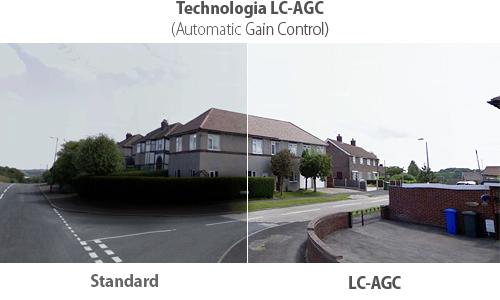 LC-502C/3S - Kamery zintegrowane